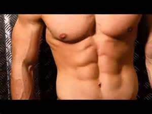 como sacar los cuadritos en el abdomen de un hombre
