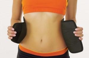la faja reductora sirve para adelgazar o para deshidratar el musculo