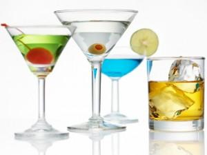 las bebidas con alcohol tienen muchas calorias