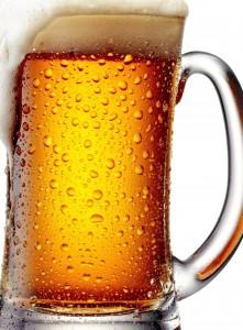 las bebidas con alcohol como la cerveza tienen muchas calorias