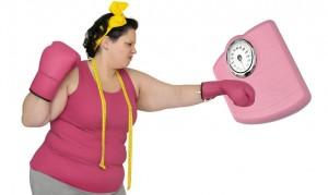 por que es dificil bajar de peso