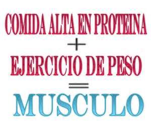 mas musculos mas peso