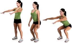 gluteos musculo o grasa trabajalos con las sentadillas