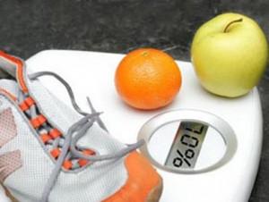 como puedo bajar de peso con ejercicio
