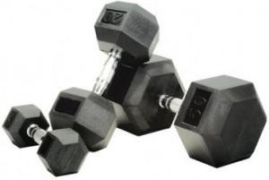 mancuernas para ejercicios de crossfit