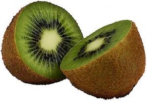 frutas con vitamina e el kiwi