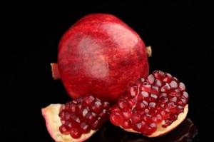 frutas con vitamina e la granada
