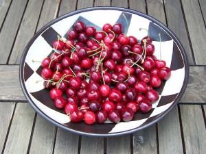 indice glucemico bajo las cerezas