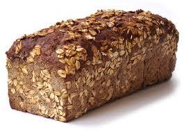 indice glucemico bajo pan integral grano entero