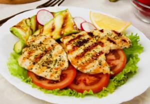como es una alimentacion sana en la cena