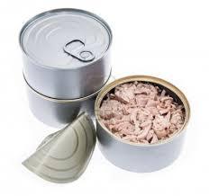 como es la dieta del atun con atun en lata