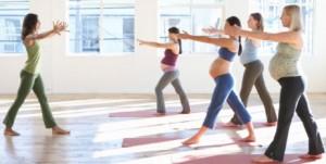 ejercicio para embarazadas debe ser de bajo impacto