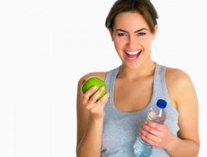 vida no saludable es no comer los alimentos adecuados